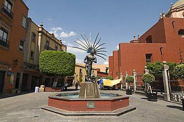 Street scenes, Queretaro, Queretaro State, Mexico, North America