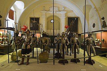 The Armory, Grand Master's Palace, Valletta, Malta, Europe