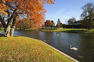 Village Green, East Hampton, The Hamptons, Long Island, New York State, United States of America, North America