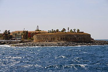 Goree Island famous for its role in slavery, UNESCO World Heritage Site, near Dakar, Senegal, West Africa, Africa