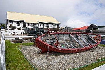 Falkland Islands Museum, Port Stanley, Falkland Islands, South America