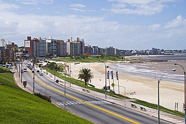 The Rambla, Montevideo, Uruguay, South America