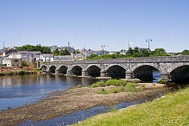 Killorglin, Ring of Kerry, County Kerry, Munster, Republic of Ireland, Europe