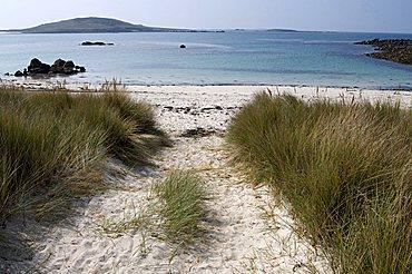Rushy Bay, Bryher, Isles of Scilly, United Kingdom, Europe