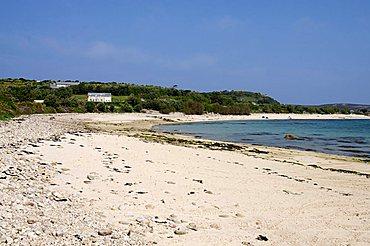 Green Bay, Bryher, Isles of Scilly, United Kingdom, Europe