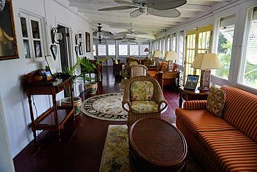 Old Plantation House, Nesbit Beach Club, Nevis, St. Kitts and Nevis, Leeward Islands, West Indies, Caribbean, Central America