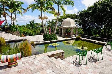 Golden Rock Plantation Inn, Nevis, St. Kitts and Nevis, Leeward Islands, West Indies, Caribbean, Central America