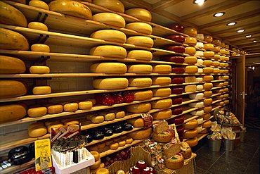 Cheeses, Gouda, Netherlands, Europe