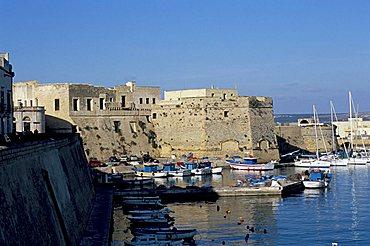 Gallipoli, Puglia, Italy, Europe