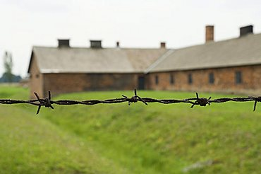 Auschwitz second concentration camp at Birkenau, UNESCO World Heritage Site, near Krakow (Cracow), Poland, Europe