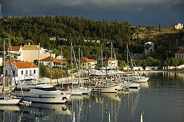 Fiskardo, Kefalonia (Cephalonia), Ionian Islands, Greek Islands, Greece, Europe