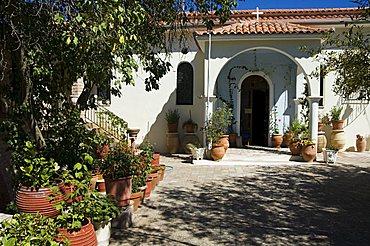 Katharon Monastery, Ithaka, Ionian Islands, Greece, Europe