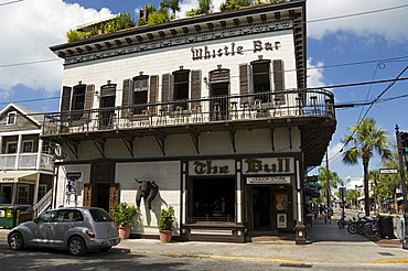 Duval Street, Key West, Florida, United States of America, North America