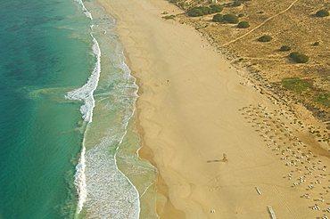 Beach, Boa Vista, Cape Verde Islands, Atlantic, Africa