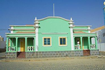 Hospital, Sal Rei, Boa Vista, Cape Verde Islands, Africa