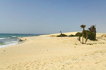 Praia de Chaves (Chaves Beach), Boa Vista, Cape Verde Islands, Africa