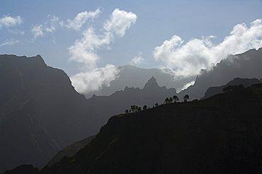 Near Corda, Santo Antao, Cape Verde Islands, Africa