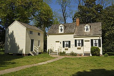 St. Michaels Museum, St. Mary's Square, St. Michaels, Talbot County, Chesapeake Bay area, Maryland, United States of America, North America