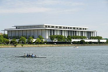 Kennedy Memorial, Washington D.C. (District of Columbia), United States of America, North America