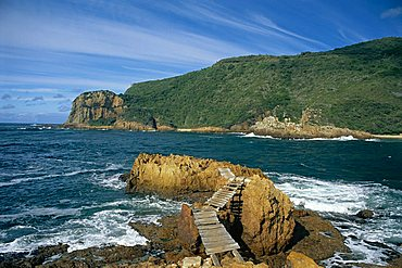 The Heads, Knysna, on the Garden Route, South Africa