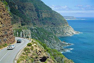 Chapman's Peak Drive, Cape Town,South Africa
