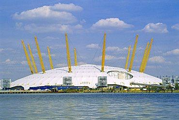 The Millennium Dome, Greenwich, London, England, UK