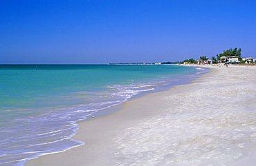 North of Longboat Key, Anna Maria Island, Gulf Coast, Florida, USA