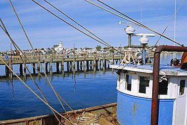 MacMillan Wharf, Provincetown, Cape Cod, Massachusetts, USA