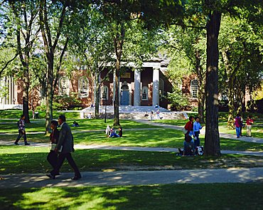 Harvard University, Boston, Massachusetts, USA