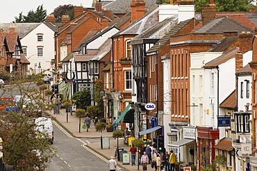 Ledbury, Herefordshire, England, United Kingdom, Europe