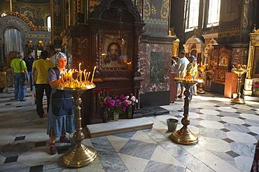 Saint Volodymyr's Cathedral, Kiev, Ukraine, Europe