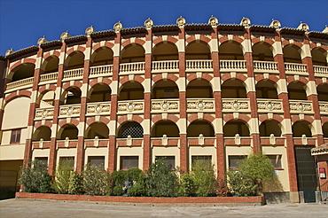 Plaza de Toros, Saragossa (Zaragoza), Aragon, Spain, Europe
