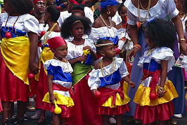 Carnival, Fort de France, Martinique, West Indies, Caribbean, Central America