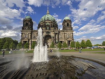 The Cathedral, Berlin, Germany, Europe