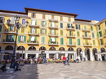 Placa Major, Palma, Mallorca, Balearic Islands, Spain, Mediterranean, Europe