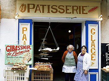 Patisserie, Loumarin, Provence, France, Europe