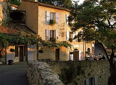 Village of Moustiers Ste. Marie, Alpes-de-Haute Provence, Provence, France, Europe