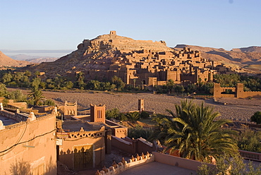 Old City, the location for many films, Ait Ben Haddou, UNESCO World Heritage Site, Morocco, North Africa, Africa