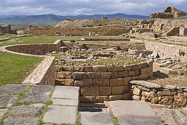 Rare Numidian Funerary Monument, Chemtou, Tunisia, North Africa, Africa
