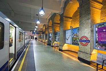 Gloucester Road tube station, London, England, United Kingdom, Europe