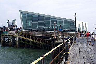 Southend Cultural Centre, Southend, Essex, England, United Kingdom, Europe