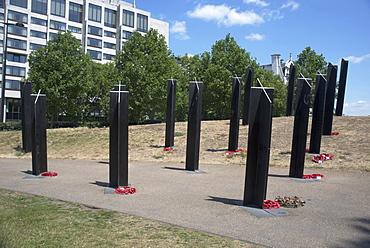 The New Zealand War Memorial, Hyde Park Corner, London, England, United Kingdom, Europe