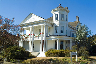 The Bailey House, Natchez, Mississippi, United States of America, North America
