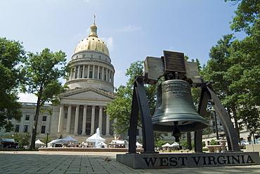 State Capitol, Charleston, West Virginia, United States of America, North America
