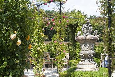 Alnwick Gardens, Alnwick, Northumberland, England, United Kingdom, Europe