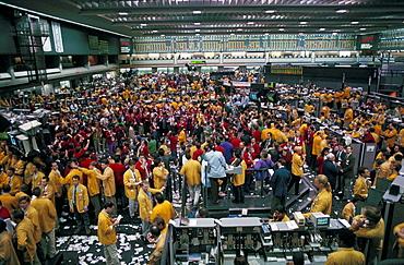 Stock exchange, Chicago, Illinois, United States of America, North America