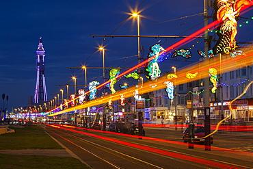 Blackpool, Lancashire, England, United Kingdom, Europe