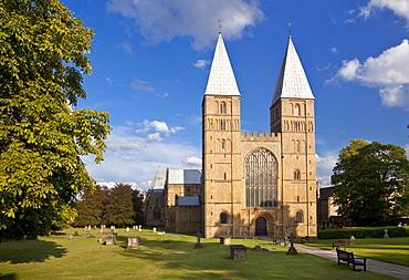 Southwell Minster, Southwell, Nottinghamshire, England, United Kingdom, Europe