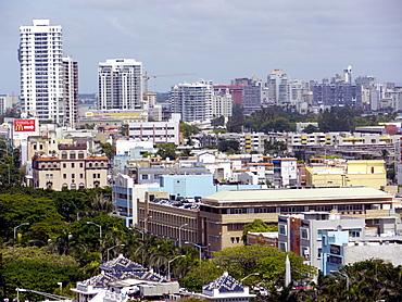 San Juan, Puerto Rico, West Indies, Central America