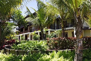 Golf and luxury resort of Saint-Regis, Bahia Beach, Puerto Rico, West Indies, Caribbean, Central America